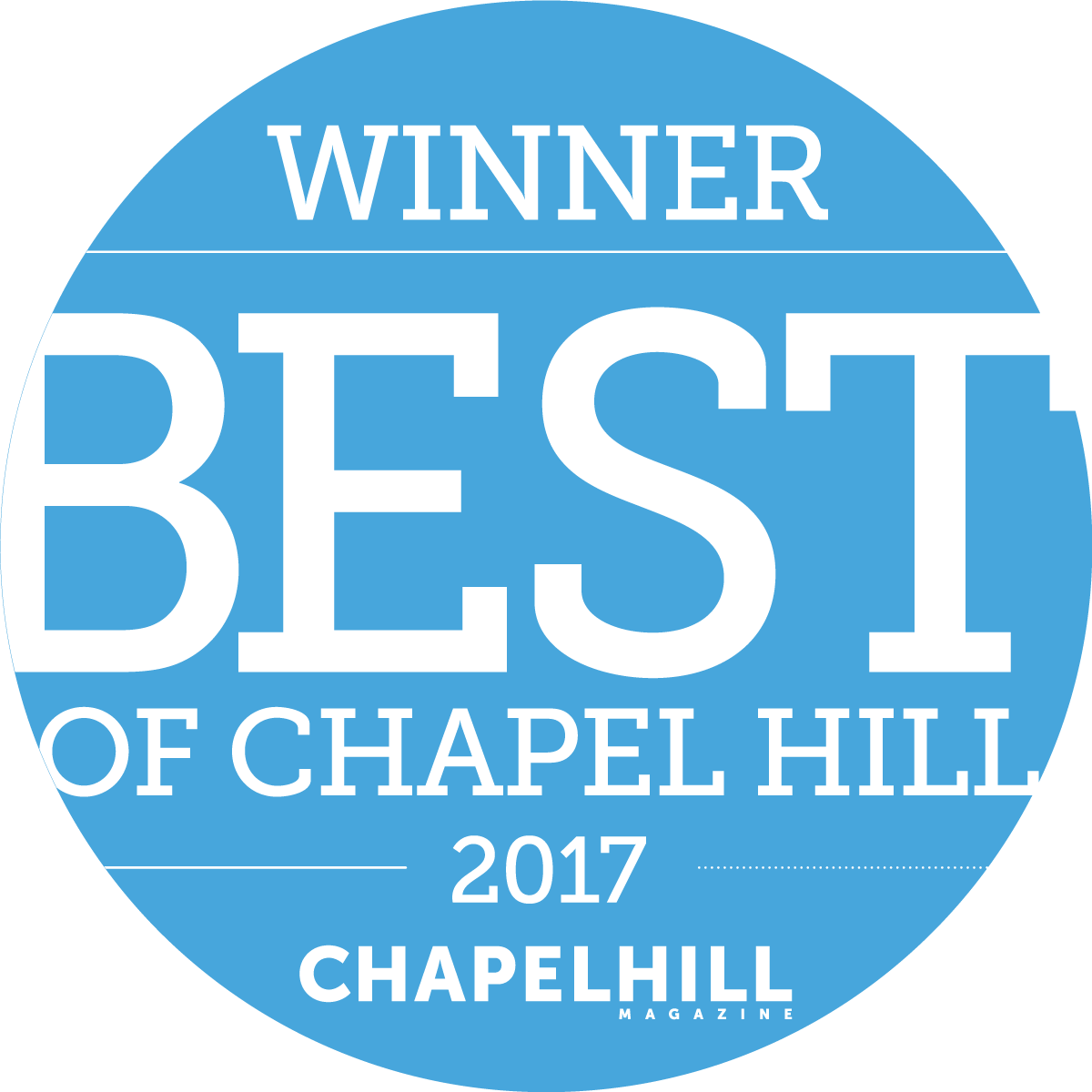 Best of Chapel Hill 2017